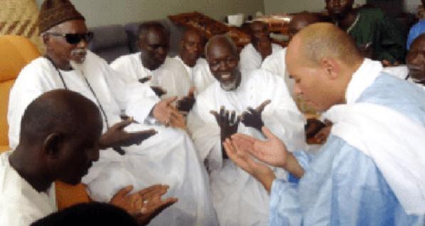 Exclusif: voici le message de condoléances de Karim Wade