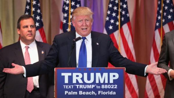 """Trump nie avoir parlé de """"pays de merde"""""""