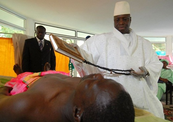que sont devenus les malades que yahya jammeh pr tendait gu rir du sida. Black Bedroom Furniture Sets. Home Design Ideas