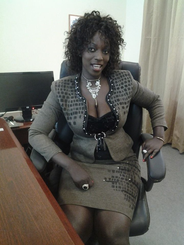 Rouba Sèye, la black diongoma s'est mariée avec Monsieur...