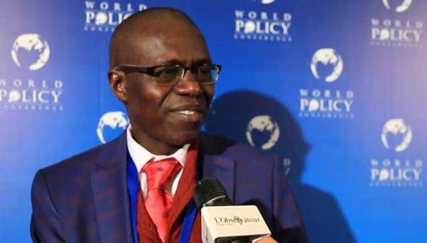 Moubarack LO nommé Directeur général du Bureau de ...