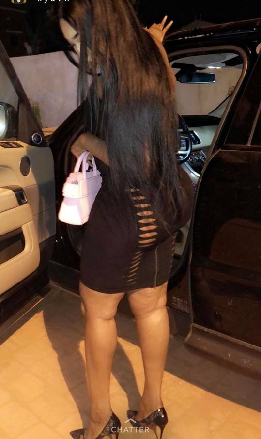 PHOTOS : Sans culotte, Diaba Sora enflamme le net