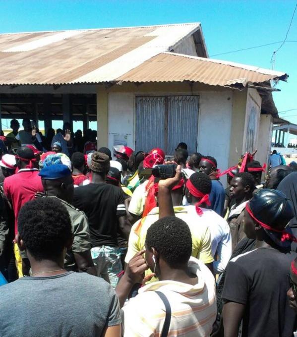 Malversation à Bignona: forte mobilisation pour le départ du maire de Kafoutine