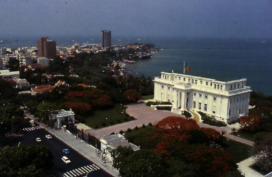 Macky Sall annonce un deuxième Palais présidentiel à Diamniadio !