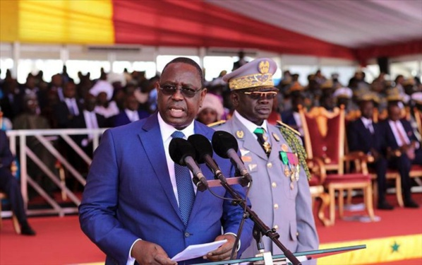 pr sidentielle de 2019 macky sall pour une baisse de la caution jusqu 30 millions. Black Bedroom Furniture Sets. Home Design Ideas