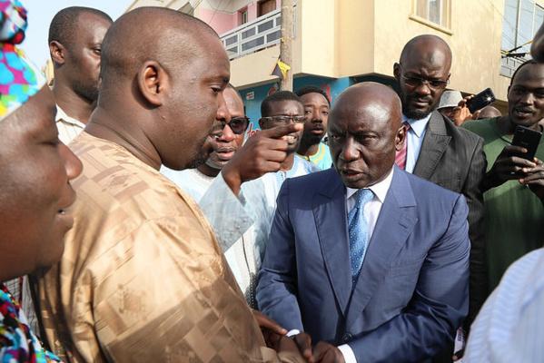 L'ancien Inspecteur de Police, Vieux Sandiery Diop revient auprès d'Idrissa Seck