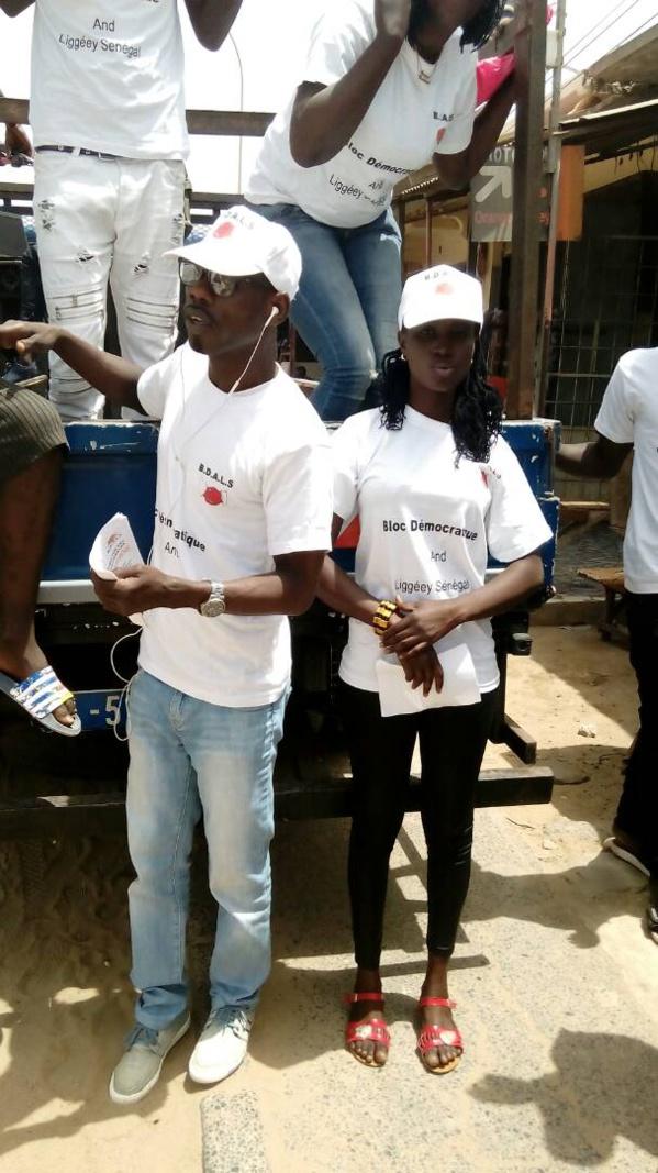 Inscriptions sur les listes électorales: Les images de la caravanes de sensibilisation du BDALS