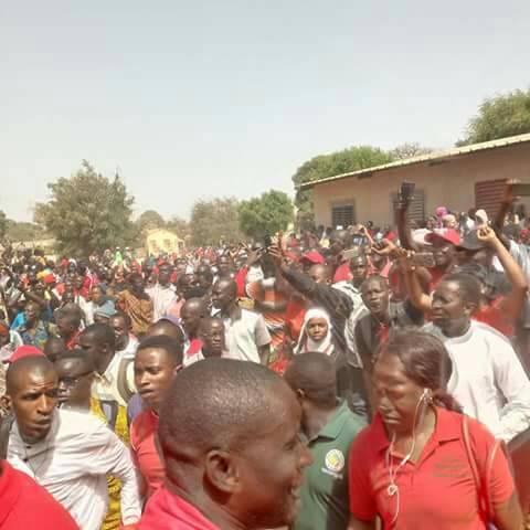Répression de la marche à Ziguinchor : les enseignants vont porter plainte devant la justice