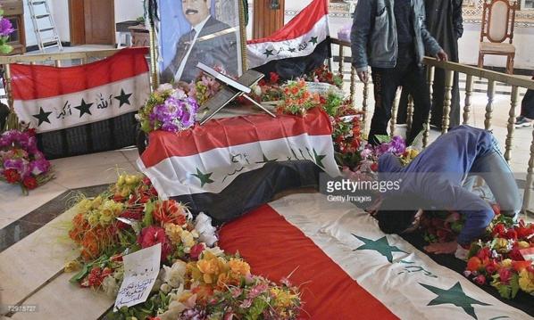 Douze ans après sa mort, où est la dépouille de Saddam Hussein?