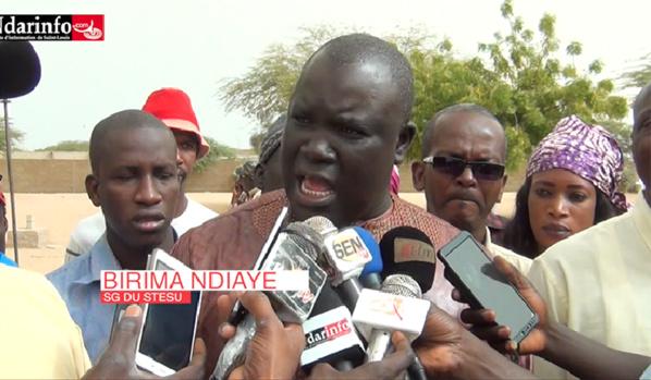 Trouble pendant la passation au CROUS: Birima NDIAYE accuse l'APR