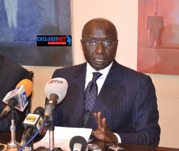 """Idrissa Seck accuse Macky de surfacturation dans des contrats  comme: """" l'autoroute, le Ter, le building administratif, Bictogo..."""""""