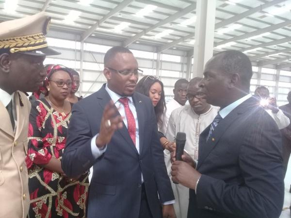 Le ministre Moustapha Diop sur le parc industriel de Diamniadio: « il va générer plus de 25.000 emplois...»