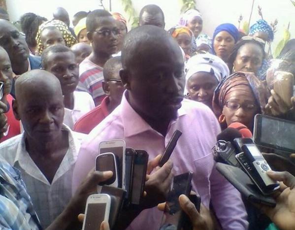 Fabouly Gaye : « Je vais à l'APR pour l'intérêt de Kolda »