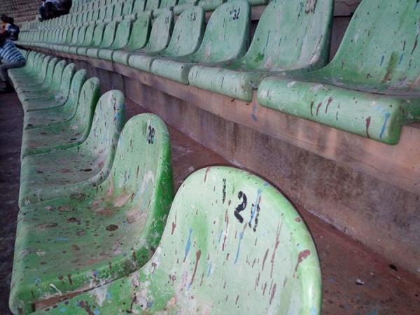 Le plus beau des stades Sénégalais est dans un état dégueulasse(Photos)