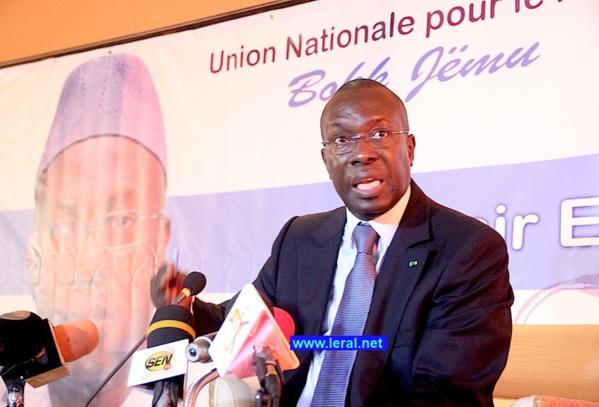 Souleymane Ndéné Ndiaye : « Karim Wade m'a demandé de dire à Macky… »