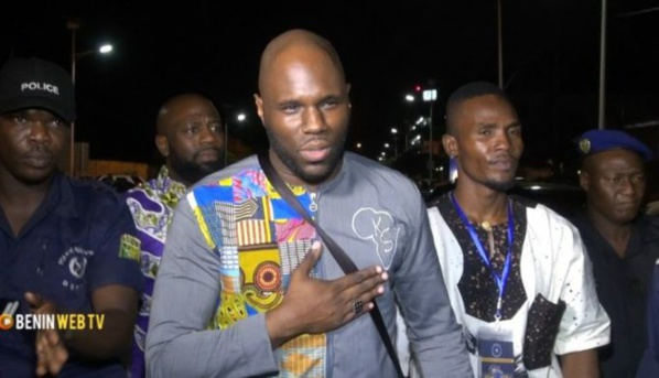 L'activiste Kémi Séba expulsé du Togo
