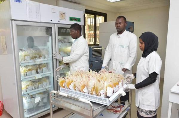 Journée de don de sang au centreTalibou Dabo: Plus de 500 personnes ont répondu présent