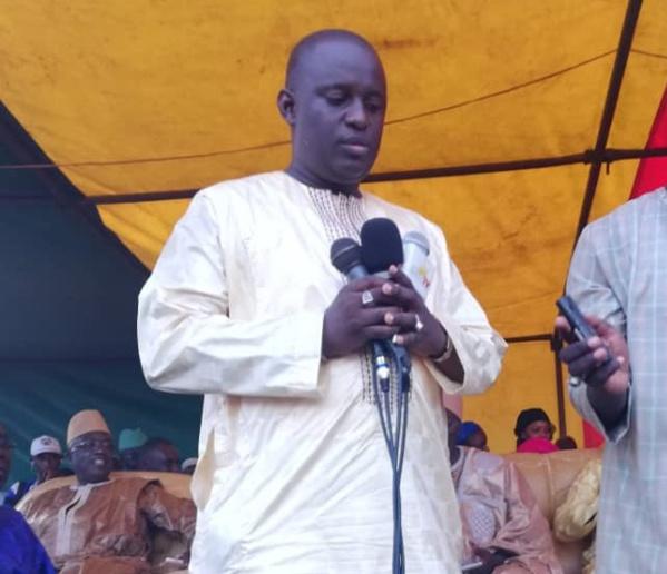 Djily Seck APR Biscuiterie: «Arona Coumba Ndoffene DIOUF, reste l'allié le plus sûr de Macky»