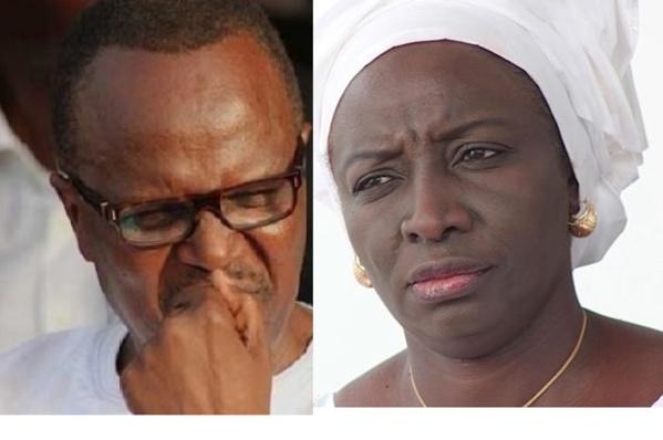 Présidentielle: Tanor Directeur de Campagne de Macky, Mimi Touré s'oppose