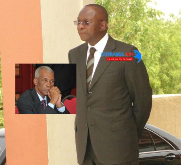 Palais de la république: Cheikh Tidiane Sall va remplacer Bruno Diatta