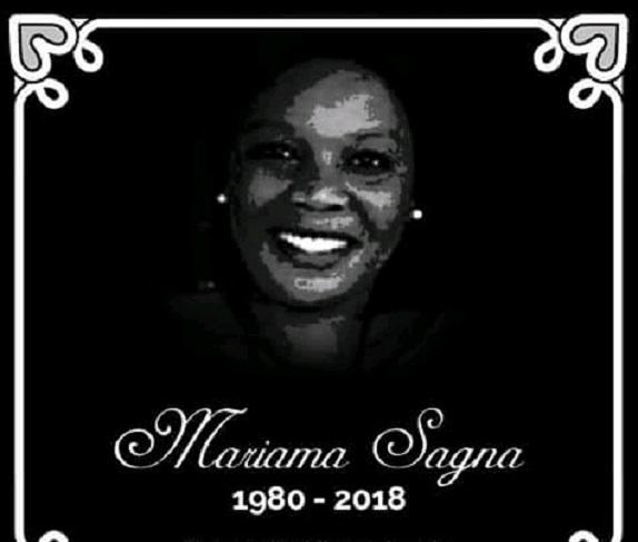 Dernière minute: la dépouille de Mariama Sagna quitte Dakar  pour son village natal