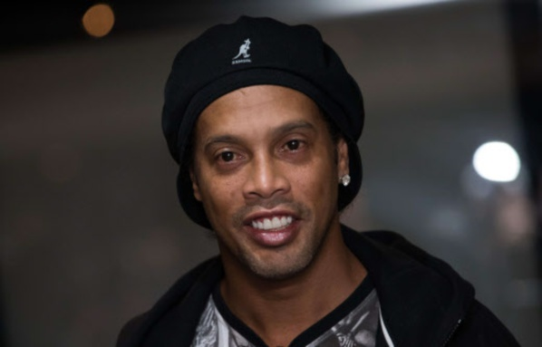 Ruiné, Ronaldinho n'aurait plus que... 6 euros sur son compte en banque