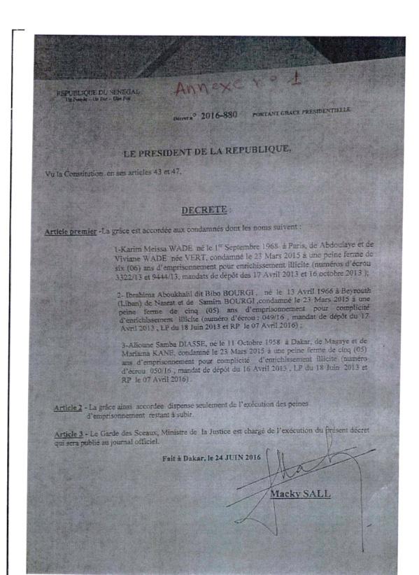 Sénégal, un Etat violeur des Droits de l'Homme