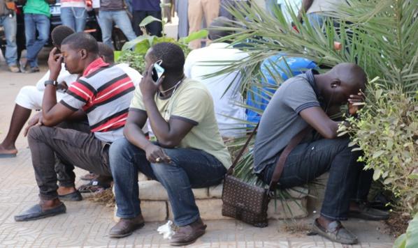 Lieu d'inhumation de Sidy Lamine, la tension monte