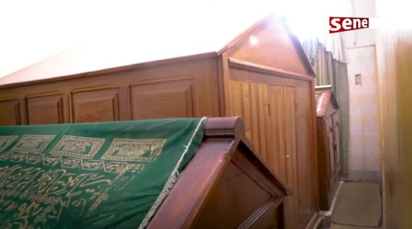 Léona Niassène : Le mausolée de Sidy Lamine Niass déjà aménagé