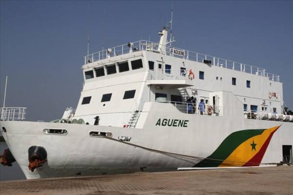 Rotation Dakar-Ziguinchor: Un seul bateau en activité