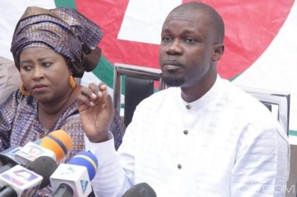 Sonko alerte les Sénégalais sur les manigances de Macky Sall