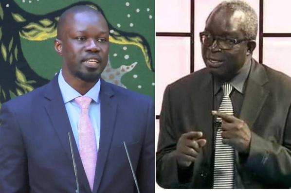 Babacar Justin Ndiaye: «Les adversaires de Sonko sont en train de le propulser comme une fusée »