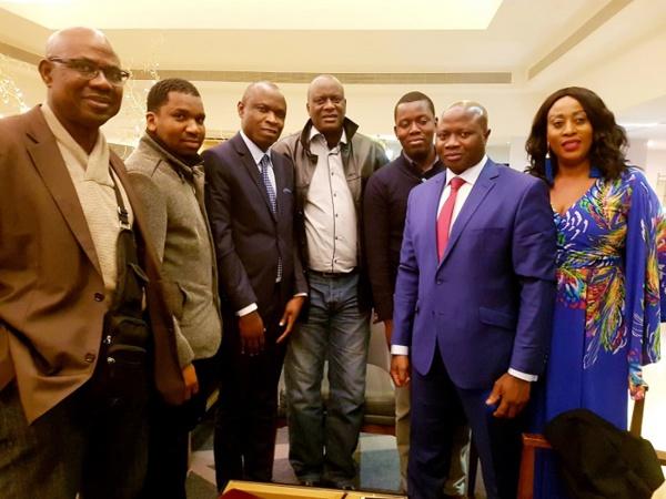 France: Le GRDC soutient la réélection du président Macky Sall