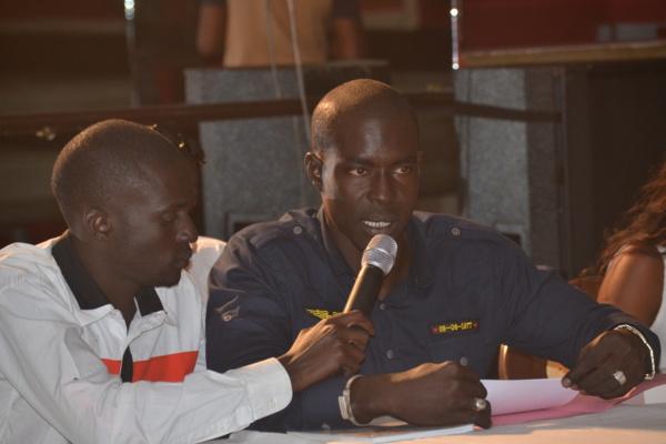 La Jeunesse Casamançaise déroule le tapis rouge à Macky