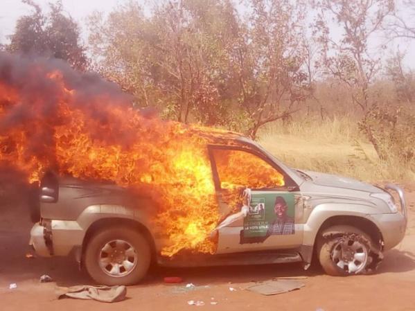 Les reporters de la caravane du PUR rapatriés à Dakar