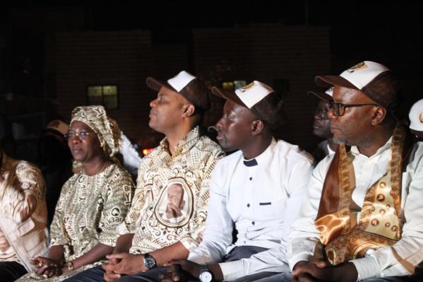 PHOTOS: Victor Sadio Diouf mobilise pour Macky à Ouakam