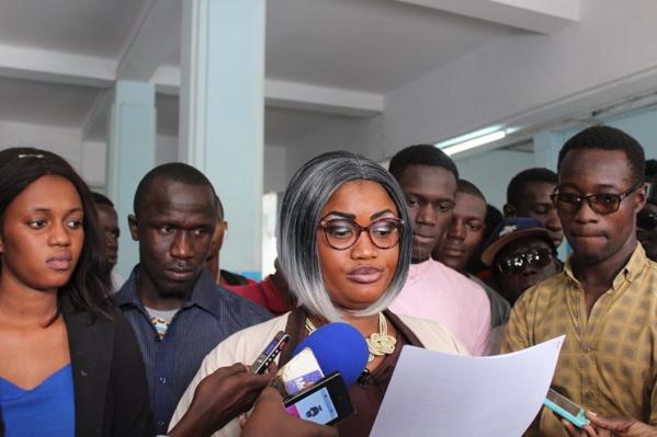 Césaltine Médang offre mille tickets aux étudiants de Rufisque