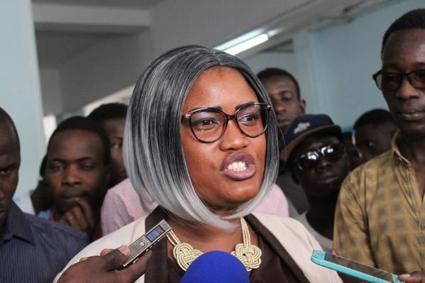 Césaltine Médang dément: « Amadou Ba n'est pas mêlé à cette histoire de financement des candidats de l'opposition»