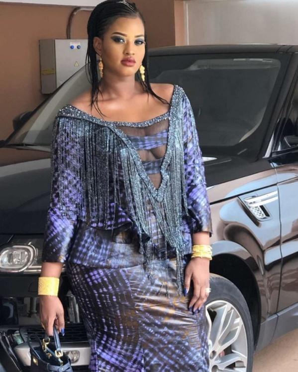 La femme du milliardaire Mamadou Lah: Une femme très simple malgré sa richesse!!!