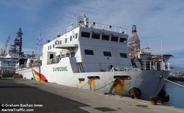 Espagne: Le navire Diambogne revient ce mardi à Dakar