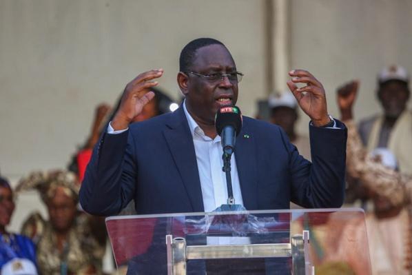 Macky Sall aux Apéristes: «Le gouvernement ne doit pas et ne peut pas être la photocopie du parti»