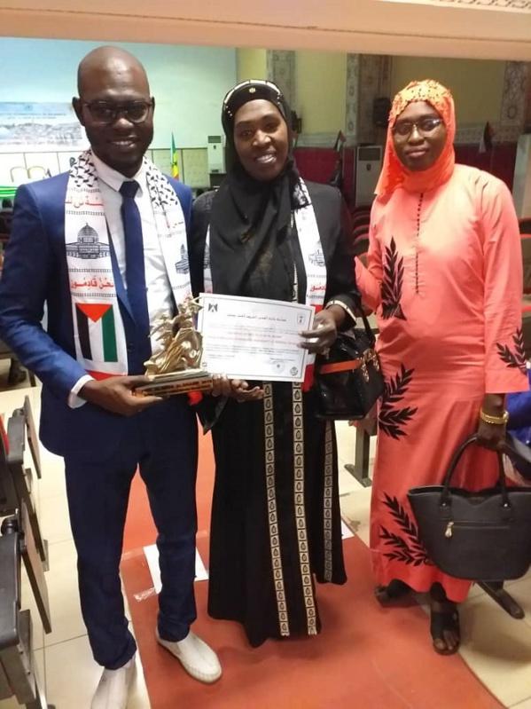 """Sénégal: Mohamed Mansour Ndiaye, journaliste de Touba Tv  remporte le prix """"Jérusalem du meilleur Reporter Arabophone"""""""