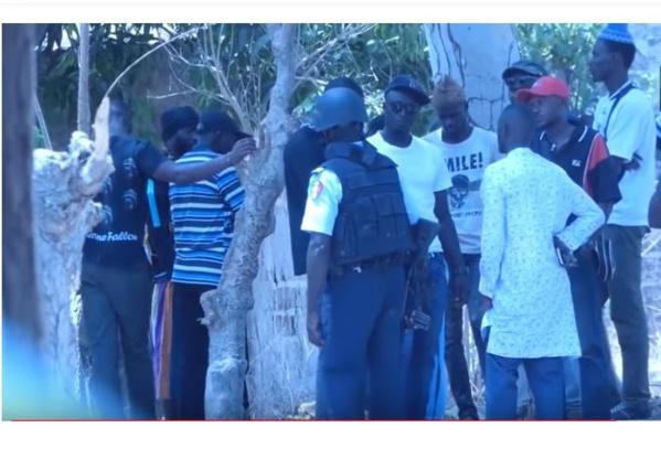Ziguinchor: Retour sur les lieux de l'assassinat de Nazaire Diédhiou