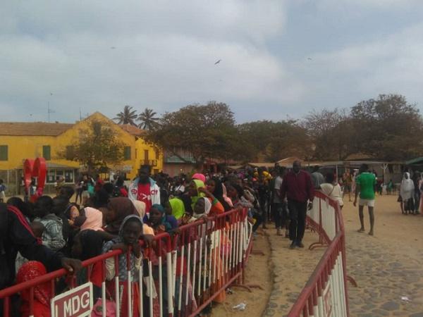 Fast track en panne à Gorée: Des visiteurs de la maison des esclaves refoulés à cause de...