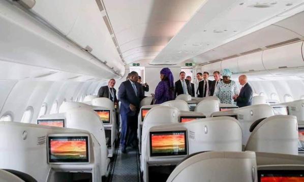 Exclusif: Macky Sall ralliera Paris à bord d'un vol régulier d'Air Sénégal