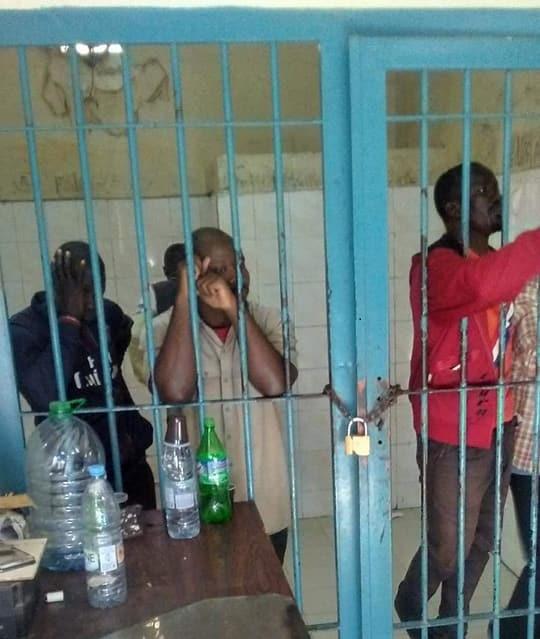 Liberté à Salif Sadio, répression contre Barth et Guy Marius