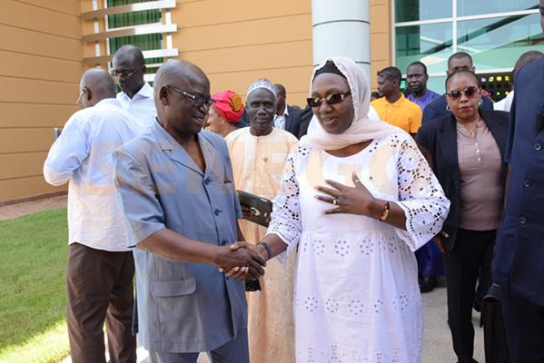 Limogeage d'Aminata Tall : L'Apr-Diourbel prépare la révolte