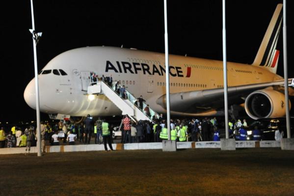 Exclusif: Une Sénégalaise humiliée à bord d'Air France à cause de...