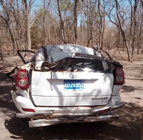 Le chauffeur du maire de Boukiling meurt dans un accident