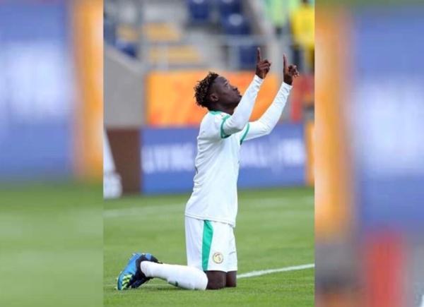Mondial des U20 de football : Amadou Sagna marque le but le plus rapide